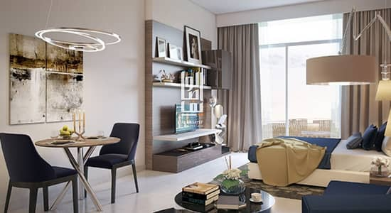 1 Bedroom Flat for Sale in Dubailand, Dubai - Exclusive offer apartment in fiora golf verde