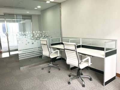Office for Rent in Al Barsha, Dubai - Renewal-New Business Setup-One year Contract-All Years Inspections