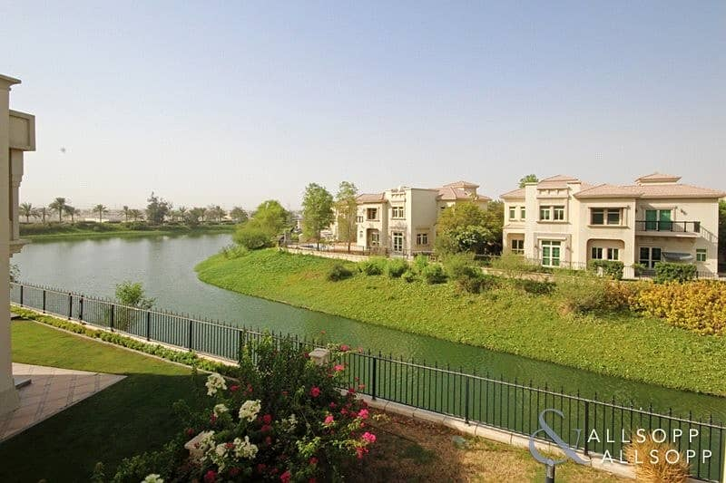 2 Lake View | Close to Club | Four Bedroom