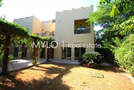 6 Bedroom Villa for Rent in The Lakes, Dubai - Corner plot L2 | 6 bedroom |Vacant march