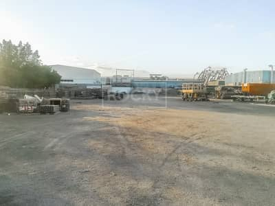 Commercial Plot with Big Storage | Industrial Purpose | Al Quoz 3