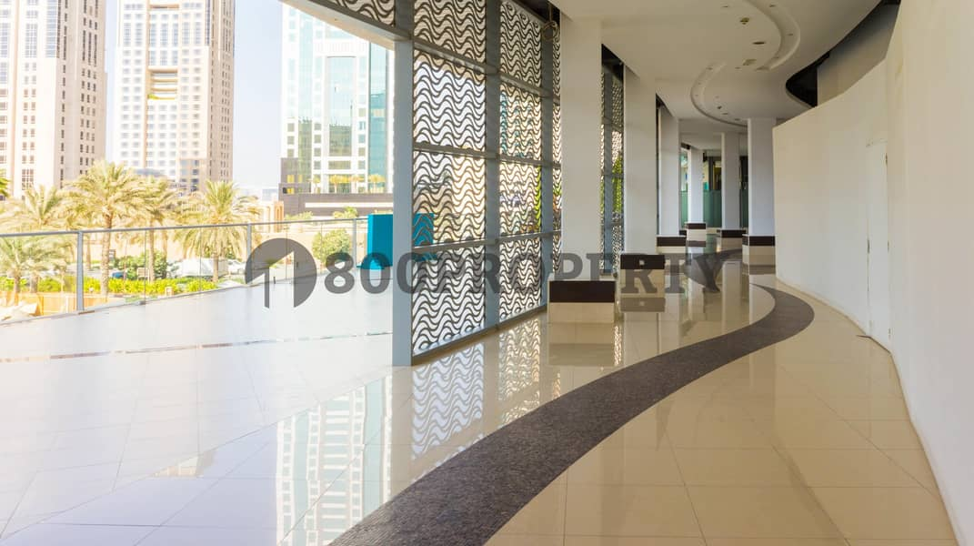 Premium Retail Space in Exclusive Dubai Marina Minutes from JBR Walk