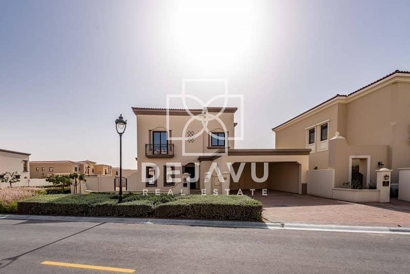 2 Sophisticated Brand New Corner 5BR Villa