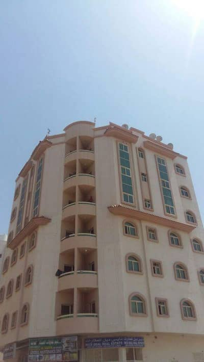 1 Bedroom Apartment for Rent in Al Jurf, Ajman - ONE BED ROOM HALL FOR RENT . LOCAL BUILDING