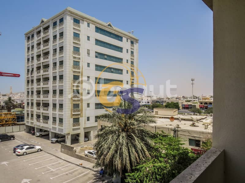 Sharjah- Al Qasimiyah-Al Mahatta- behind two dirhams centre