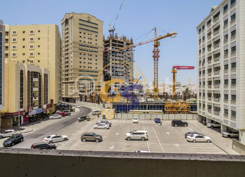 2 Sharjah- Al Qasimiyah-Al Mahatta- behind two dirhams centre