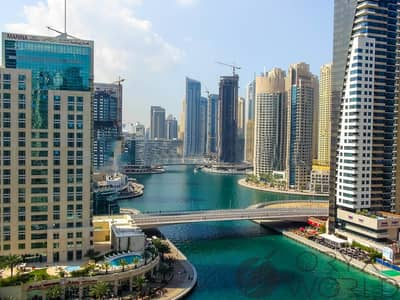 2 Bedroom Flat for Sale in Dubai Marina, Dubai - Amazing View| Ready To Move| Study & Maid Room