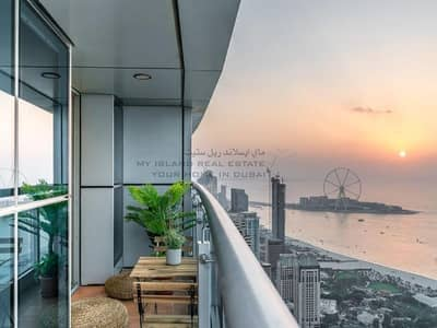 4 Bedroom Apartment for Sale in Dubai Marina, Dubai - Upgraded Penthouse with Breathtaking view For Sale