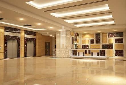 1 Bedroom Apartment for Sale in Sheikh Maktoum Bin Rashid Street, Ajman - Pay 63800  for  1 BR | Easy payment plan