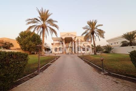 فیلا 5 غرفة نوم للبيع في ضاحية واسط، الشارقة - Al Ramaqiya 5 bed villa with massive plot