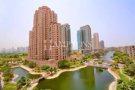 2 Bedroom Flat for Sale in The Views, Dubai - Full Lake View | Priced to Sell | Low Floor