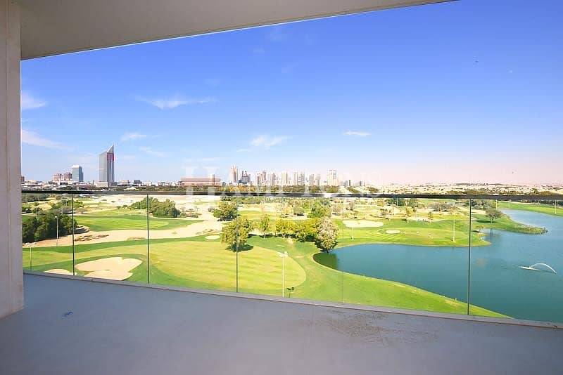 2 2BR in Hills | Full Golf Course View