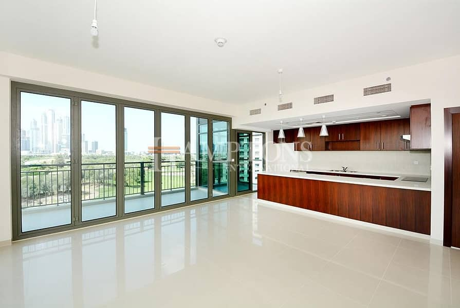 2 Stunning Golf View | 2BR + S in Panorama