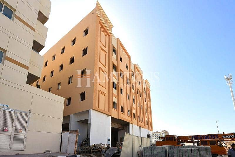 13 New Labor camp in Jebel Ali Ind.1 with 259 rooms