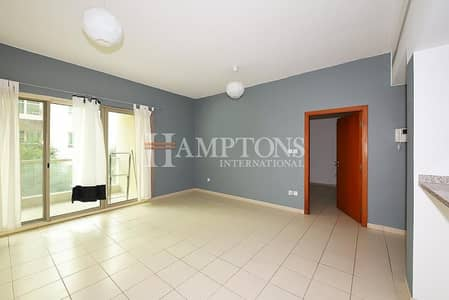 1 Bedroom Flat for Sale in The Greens, Dubai - Vacant 1BR | Bright & Spacious | Al Dhafra