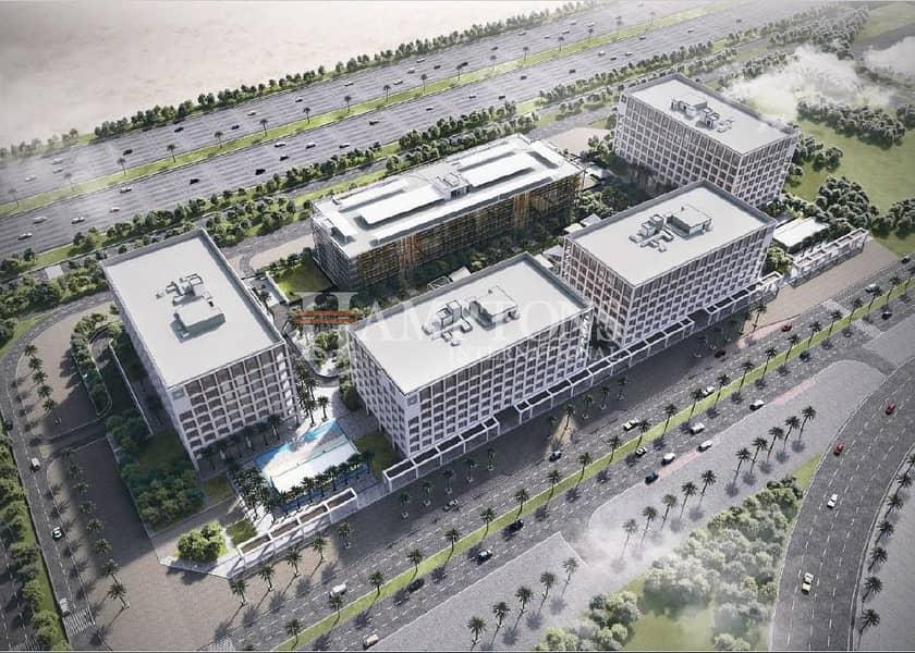 Full Floor | Emaar Business Park | Dubai Hills