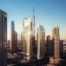 فلیٹ 1 غرفة نوم للبيع في وسط مدينة دبي، دبي - Largest 1BR in Act Two | HOT Deal