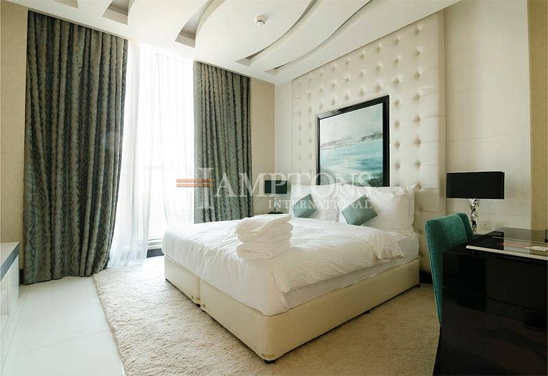 Fully Furnished Luxury 1BR Hotel Apartment