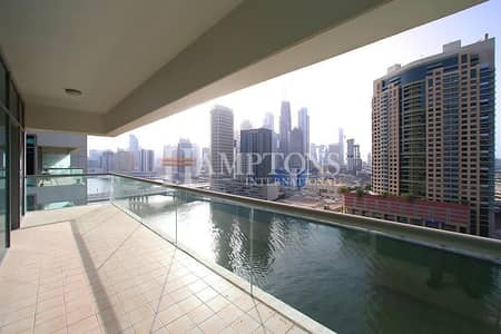 1 Bedroom Apartment for Sale in Business Bay, Dubai - 1BR Fully Furnished with Full Canal View