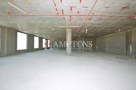 Office for Rent in Dubai Hills Estate, Dubai - Premium Offices | AED 80 psf | Shell n Core