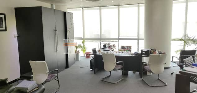 Fitted Office High Floor | Almas Tower JLT