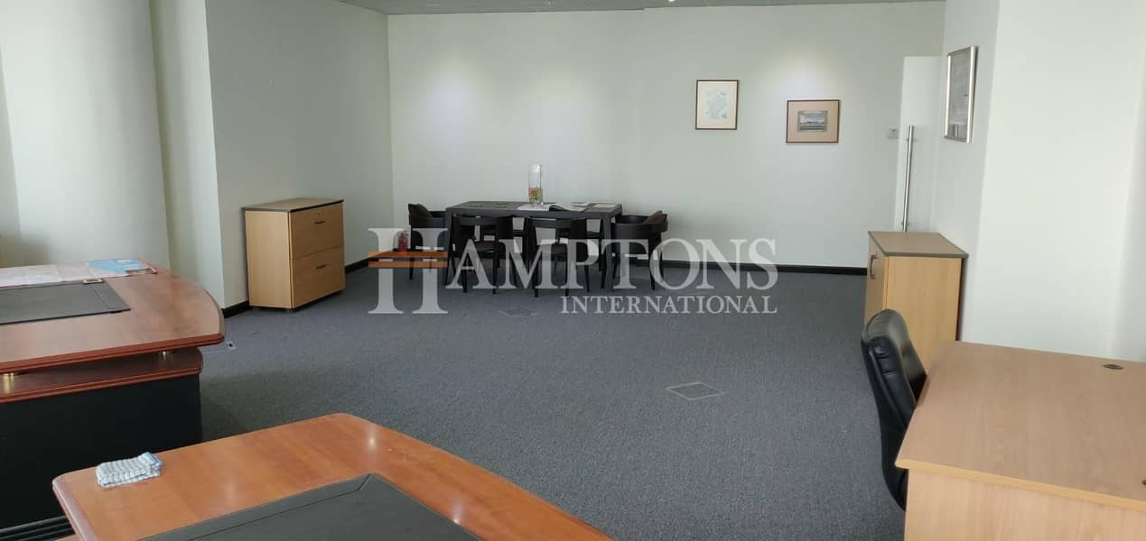 2 Fitted Office High Floor | Almas Tower JLT
