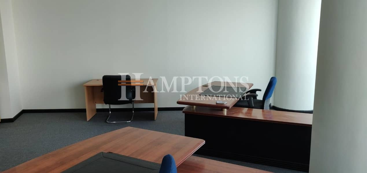 14 Fitted Office High Floor | Almas Tower JLT
