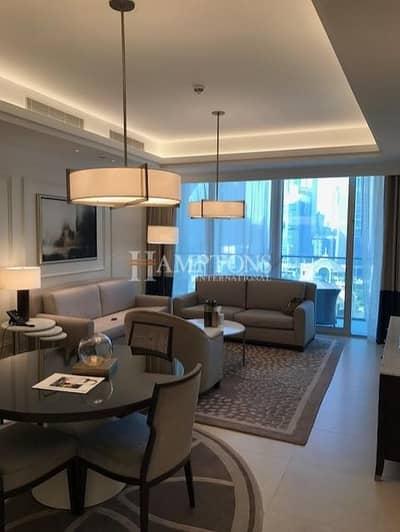 1 Bedroom Apartment for Sale in Downtown Dubai, Dubai - High Floor 1BR | Boulevard View | Vacant