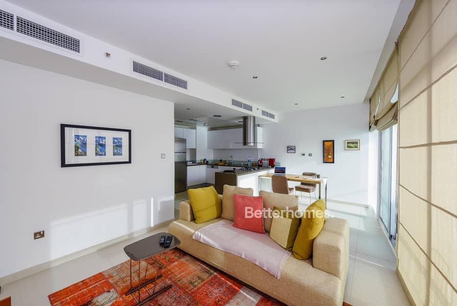 One Bedroom full sea view  -Al Naseem C