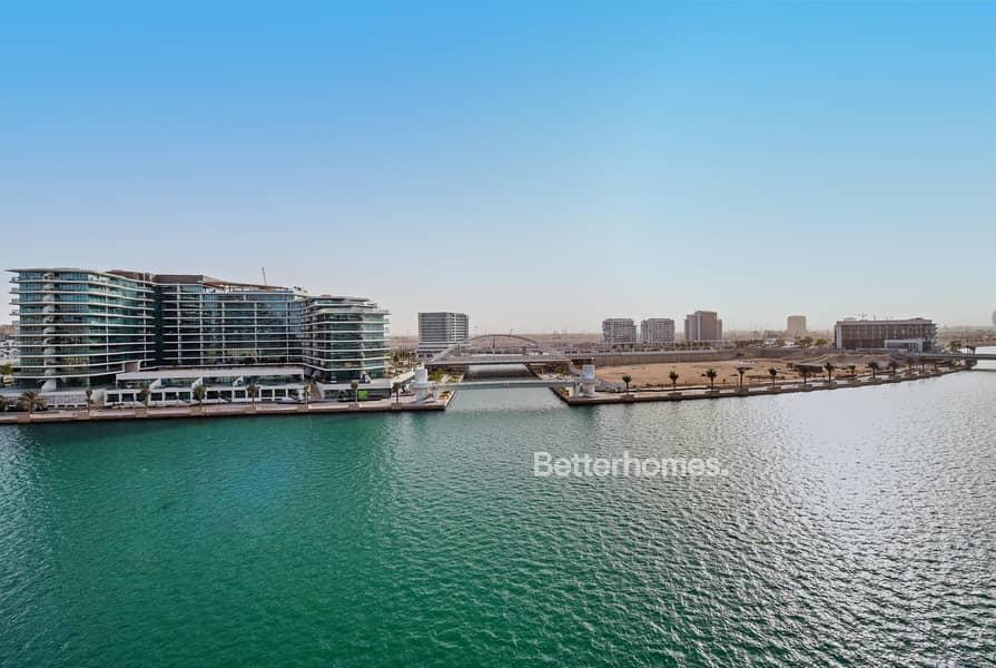 2 One Bedroom full sea view  -Al Naseem C