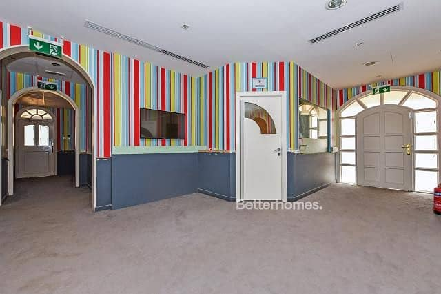 18 Commercial Villa | Nursery | Sale | Jumeirah 3