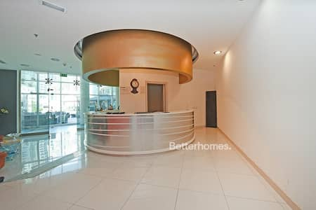 Shell and Core Office Available in Marina