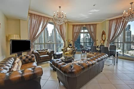 Mid Floor I Fully Furnished I Marina View