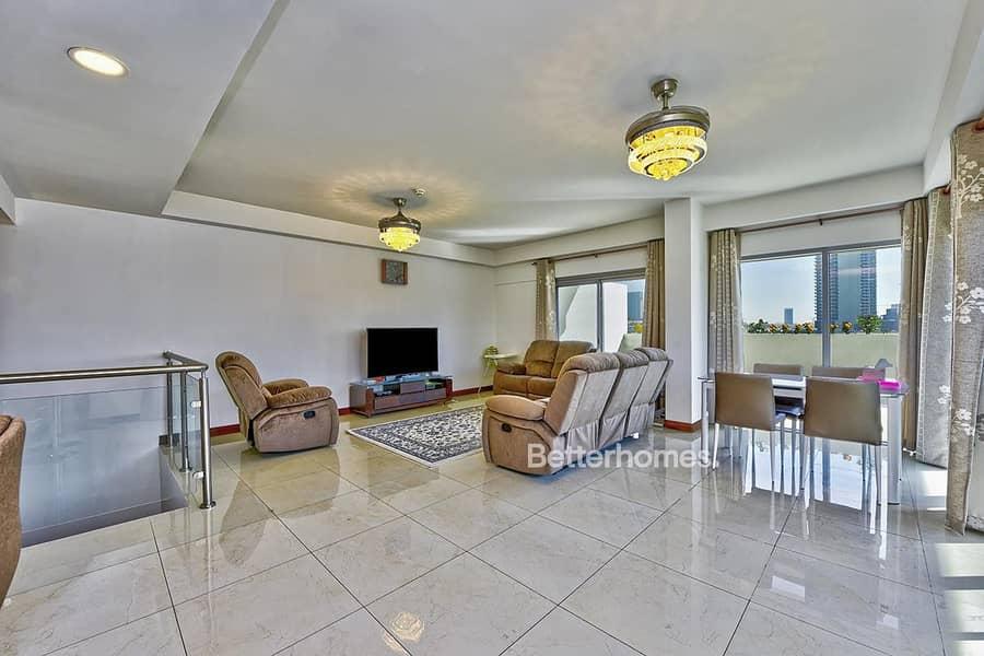 4bed+ maids | Duplex | Villa Myra