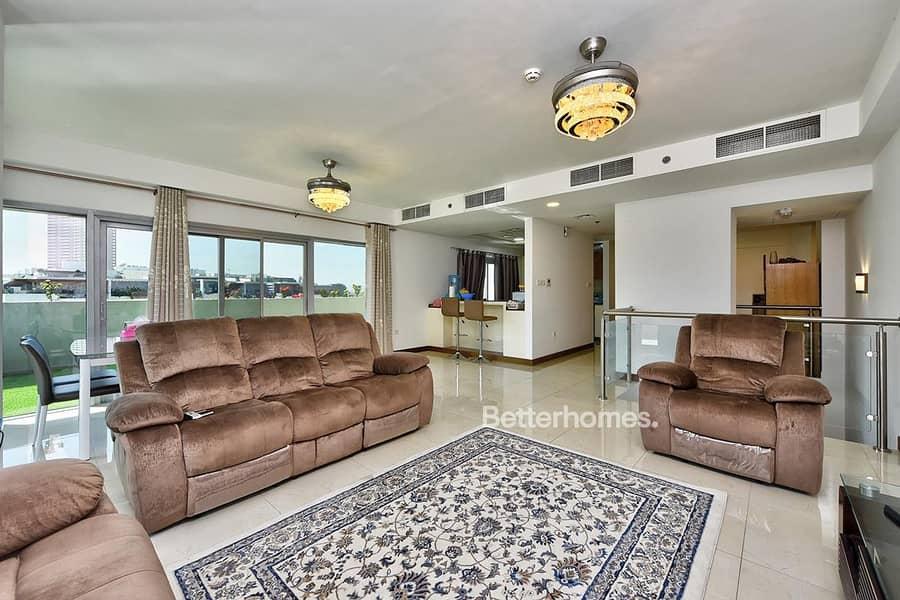 2 4bed+ maids | Duplex | Villa Myra