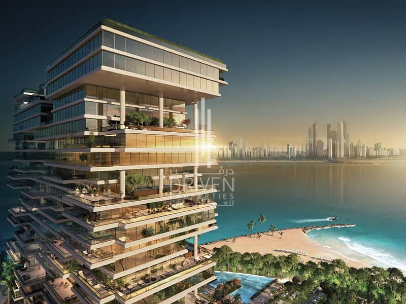 2 EXCLUSIVE PENTHOUSE | BEST FULL SEA VIEW