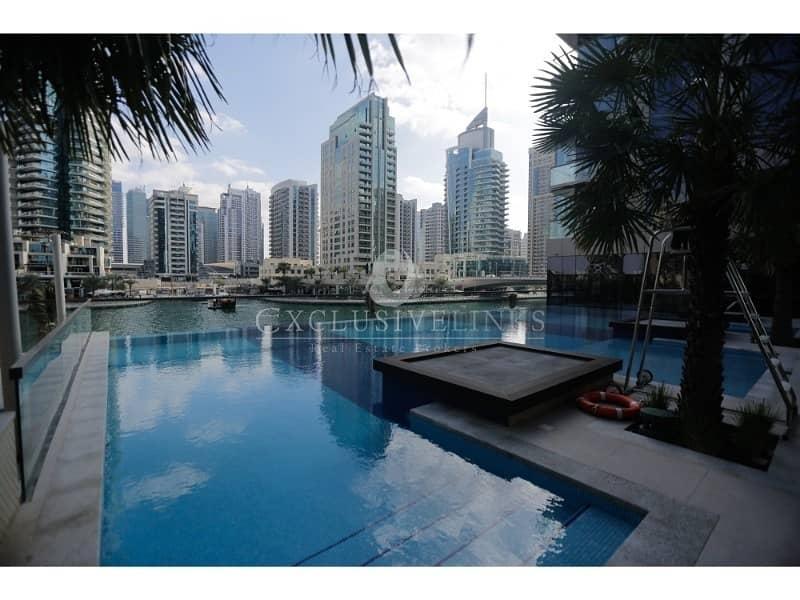 10 Best 2 Bedroom / Marina View / Brand New