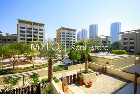 3 Bedroom Flat for Sale in The Greens, Dubai - Cheapest 3bed wth study play area facing