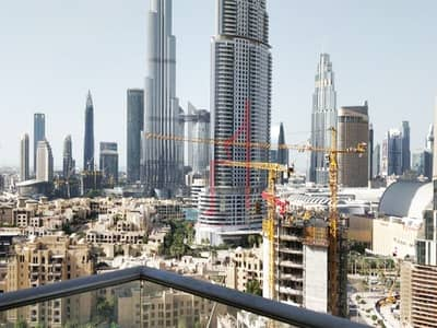 2 Bedroom Flat for Sale in Downtown Dubai, Dubai - Full Burj Khalifa View |Two Bed For sale