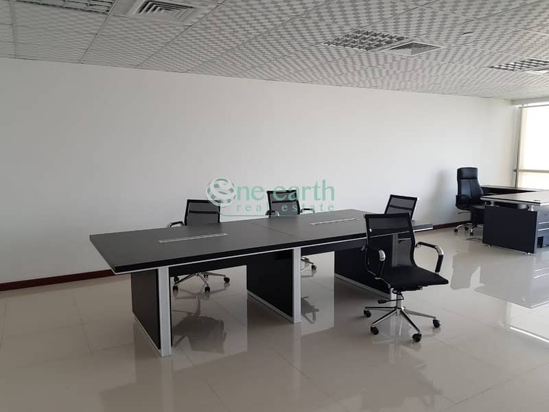 2 Amazing opportunity | Furnished Office | Attached Pantry