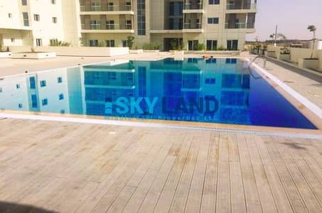 Studio for Rent in Masdar City, Abu Dhabi - Hurry ! Ready to Move In Studio 4Payments - Brand new