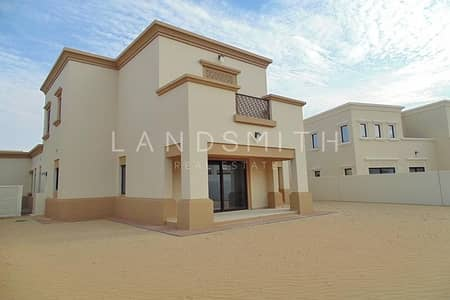 4 Bedroom Villa for Sale in Arabian Ranches 2, Dubai - Bright and Cosy Yasmin Type 1 4 Bedroom Villa