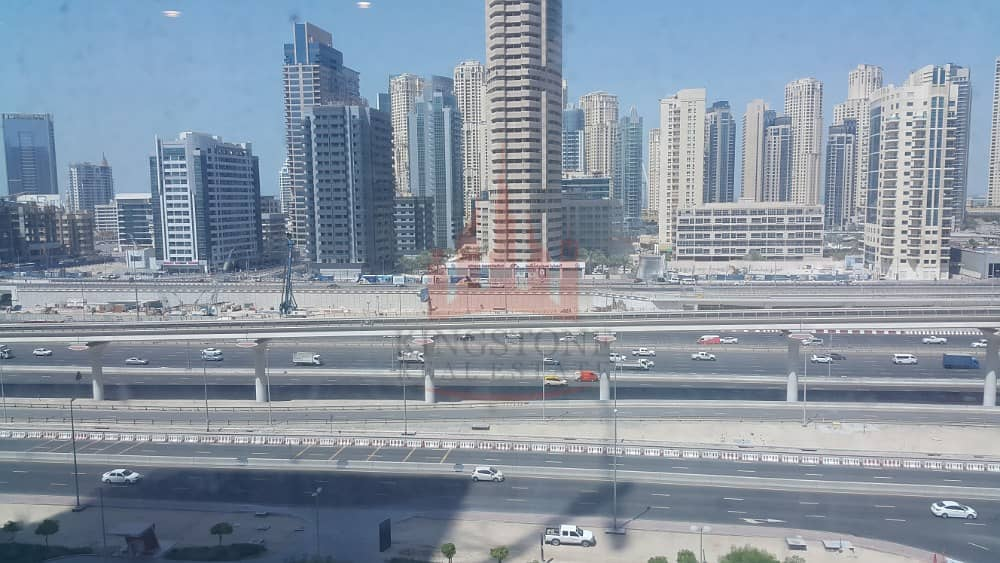 Fortune Executive Tower-JLT- Fully fitted ready office