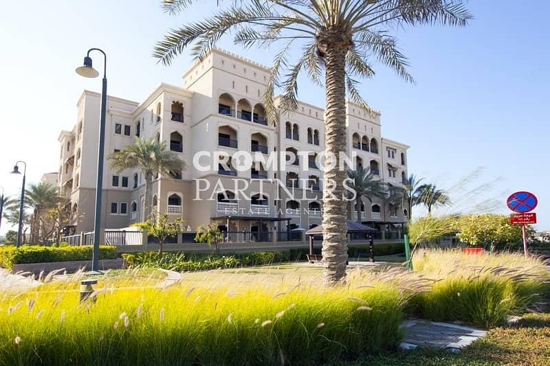 10 The Only Four Bed Apartment on Saadiyat