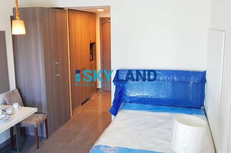 Studio for Rent in Masdar City, Abu Dhabi - 0% Commission | VACANT | FULLY-FURNISHED | BRAND NEW