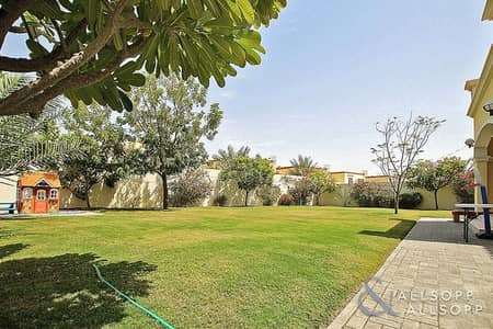3 Bedroom Villa for Sale in Jumeirah Park, Dubai - 9400 SqFt Plot | 3 Bedrooms | District 6