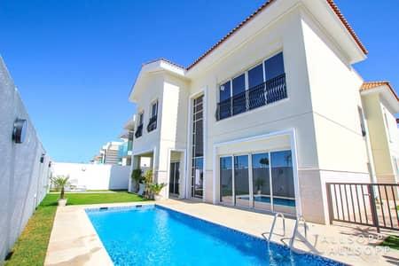 فیلا 4 غرفة نوم للايجار في مدينة محمد بن راشد، دبي - Mediterranean   Landscaped   4 Bedrooms