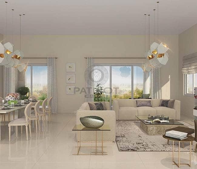 2 Spacious design for 3 BR plus Maid's Room at Villanova La Quinta
