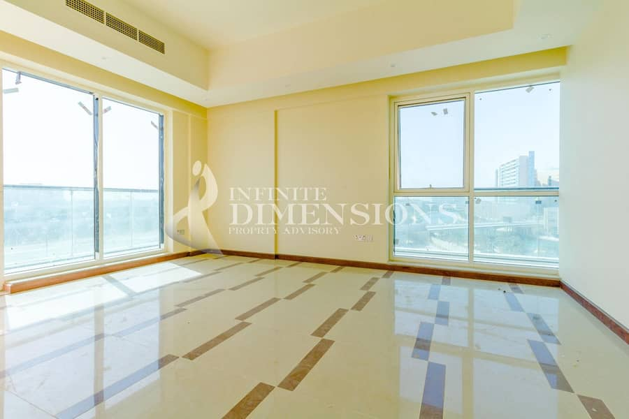 Brand New 2BR+M in Al Raha Beach - 4 Payments
