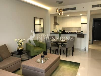 50% Off w/ Post Handover Plan|Furnished